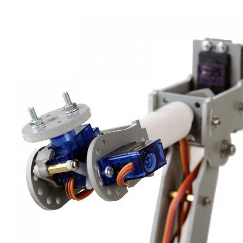 6DOF 6 Axis Robot Arm
