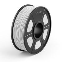 3D Printing Filament PLA 1.75mm 1KG Spool - White