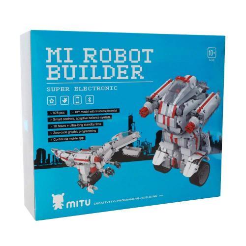 Xiaomi MITU Mi Robot Builder, STEM Toys, Remote Control Programmable