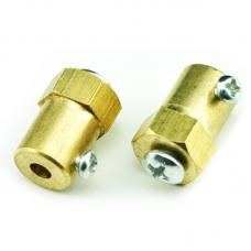 Wheel Motor Adapter Pair - 5mm