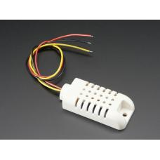 AM2302 (wired DHT22) temperature-humidity sensor