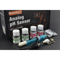 Analog pH Sensor/Meter Kit V2