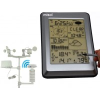 Weather Station with PC Interface Wireless 433Mhz