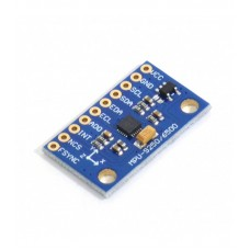 MPU9250 9-DOF 3-Axis Accelerometer, Gyro, & Magnetometer