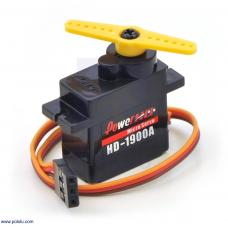Micro Servo HD-1900MG