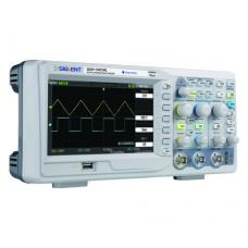 Siglent SDS1102CML Dual-Channel Bench Oscilloscope (100 MHz Bandwidth)