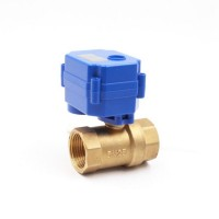 Motorized Ball Valve - 12V 3/4""