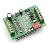 TB6560 3A Stepper Motor Driver (Single-Axis CNC Router)