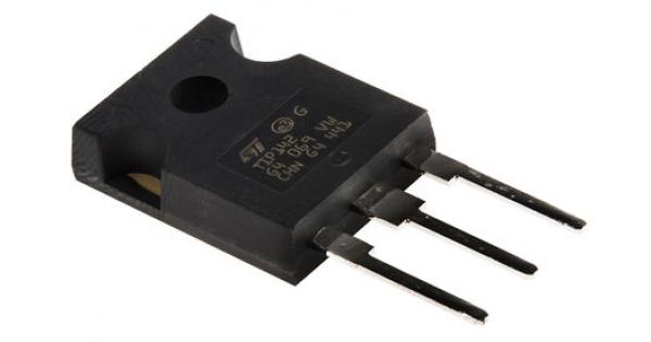 3+ Tab TO-247 Tube 100V Pack of 4 20.15 mm H x 15.75 mm L x 5.15 mm W ST Micro TIP142 Darlington NPN Transistor 10 Amp 3-Pin