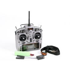 FrSky 2.4GHz TARANIS X9D PLUS and X8R Combo Digital Telemetry Radio System (Mode 1)
