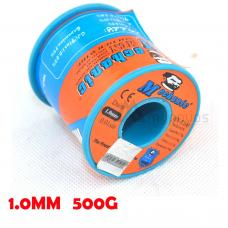 Solder Wire Leaded 1mm 500g
