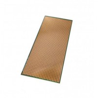 Veroboard / Stripboard 6.5cm x 14.5cm Single Sided
