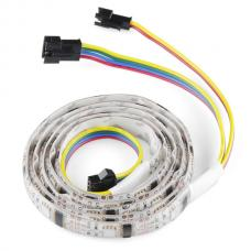 LED RGB Strip WS2801 - 32 LED/m Addressable - 5m