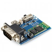Bluetooth Serial Adapter Module RS232