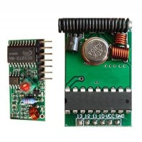 RF Transmitter Receiver Module 4 Channel 315Mhz - Latched