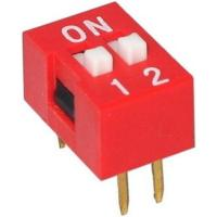 DIP Switch 2 Position