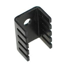 Heat Sink Black Anodized TO-220