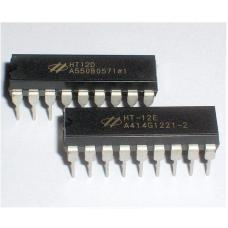 HT12E HT12D Encoder Decoder for Rf Modules