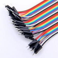 Jumper Wire 40pcs Dupont Male-Male