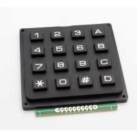 Keypad 4x4 Matrix  Black