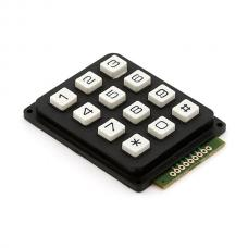 Keypad 12 button 4 X 3
