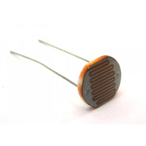 Photoresistor Light Dependent Resistor LDR 12mm