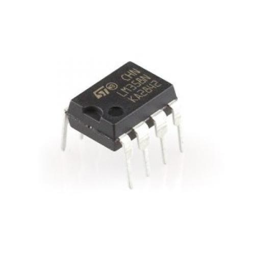 LM358N Low Power Dual Op-Amp IC