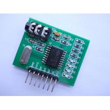MT8870 Decoder Reciever Module