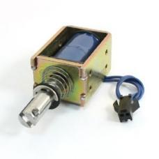 Push-pull solenoid 12V