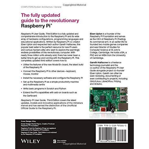 raspberry pi user guide 3rd edition rh store nerokas co ke raspberry pi user guide pdf raspberry pi user guide eben upton