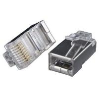 RJ45 Network CAT5E Modular Plug Connector