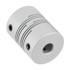 Stepper Motor Flexible Coupling - 5mm to 10mm