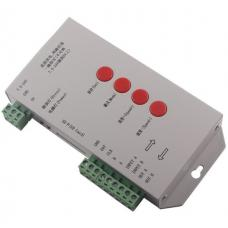 Addressable RGB LED Controller - T-1000S with SD Card