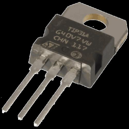 Tip31 Npn Transistor 3a 100v