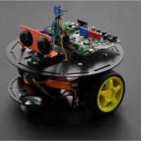 Turtle 2WD Basic Arduino Robot Kit - iOS Compatible